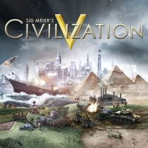 Civilization 5 logo