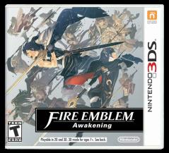 Fire Emblem cover